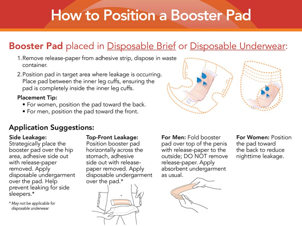 Booster Pad Applications